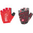 Castelli Rosso Corsa Pave Gloves Women red